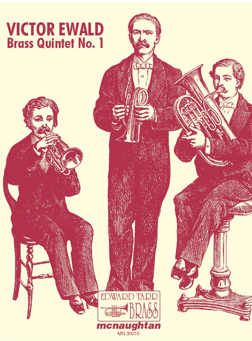 EWALD Quintet No. 1 opus 5