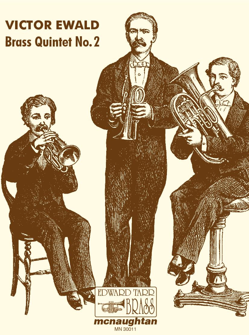 EWALD Quintet No. 2 opus 6
