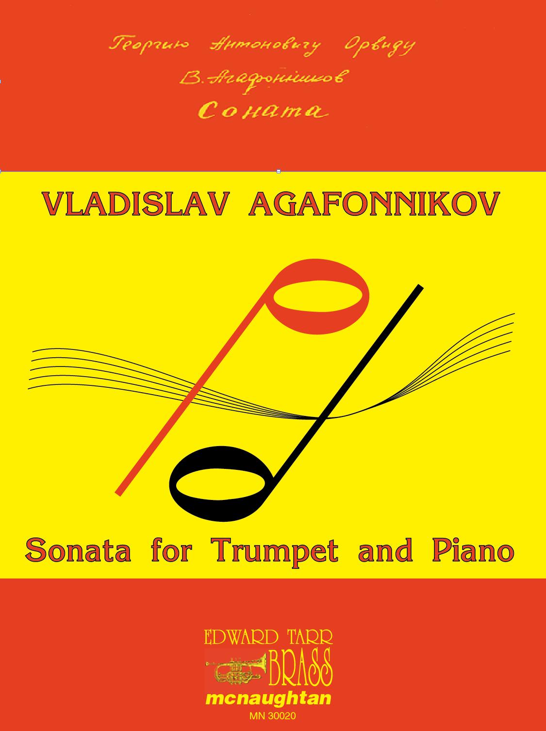 AGAFONNIKOV Sonata