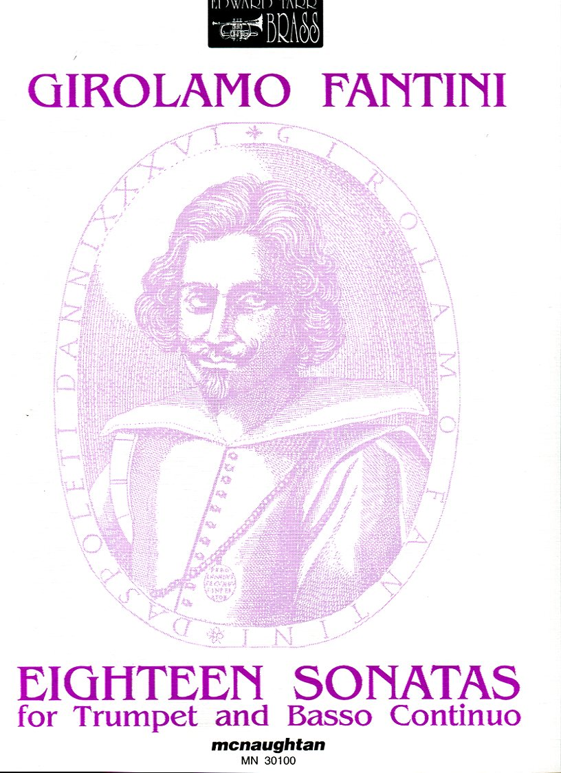 FANTINI 18 Sonatas