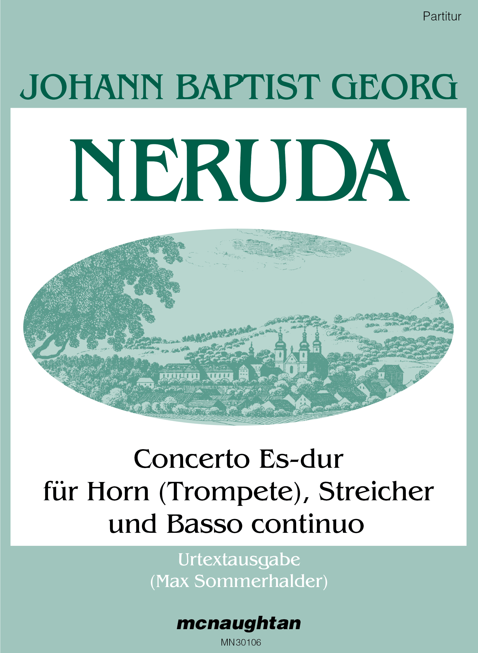 NERUDA Concerto Eb major