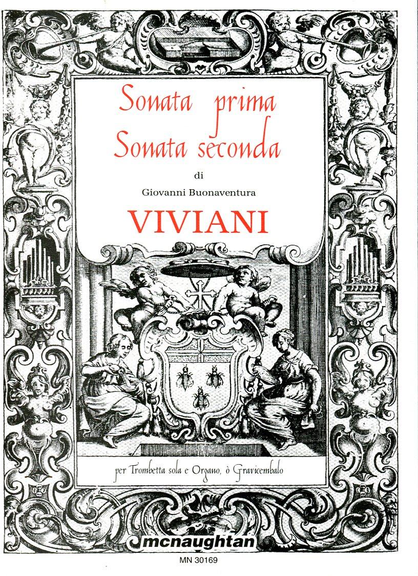 VIVIANI 2 Sonatas