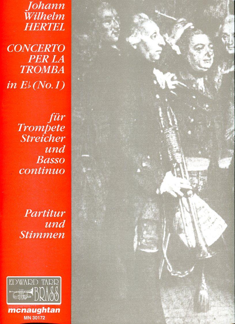 HERTEL Concerto per la Tromba No. 1 in Eb