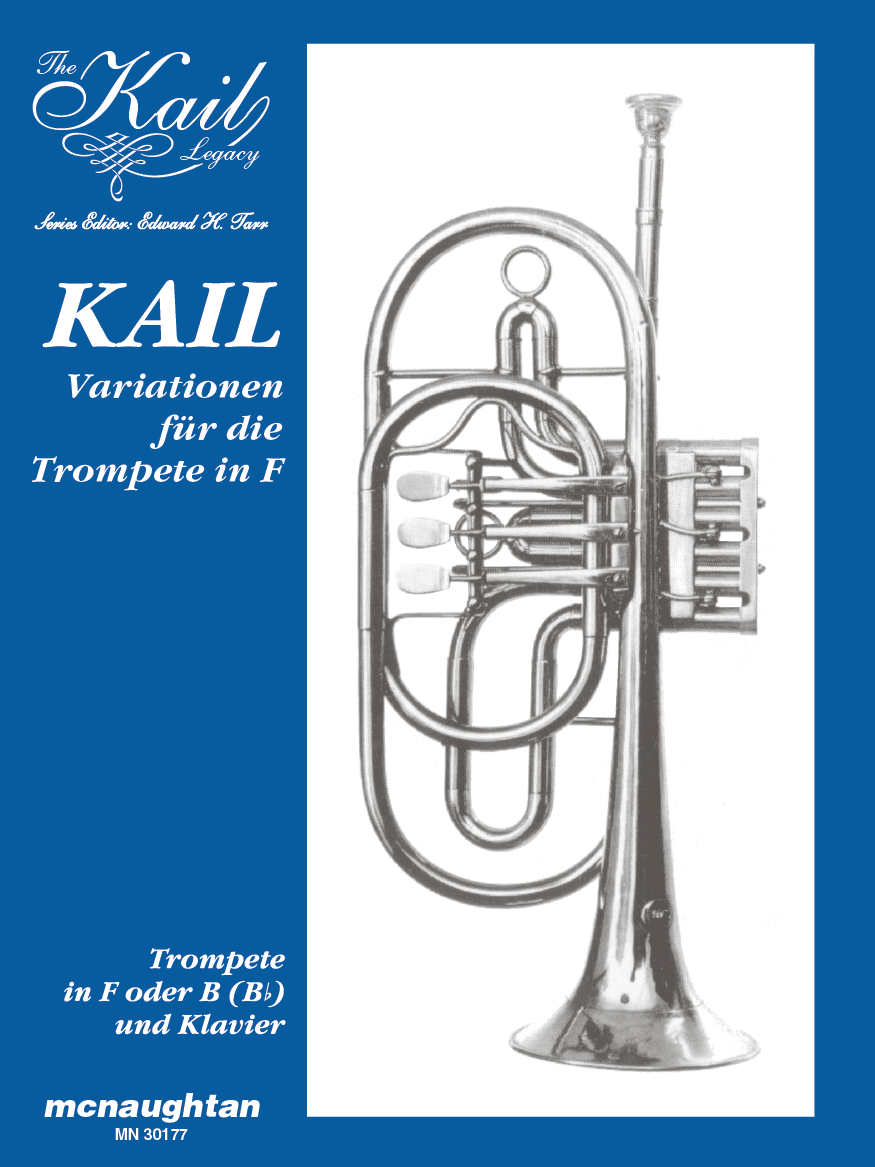 KAIL Variationen für die Trompete in F