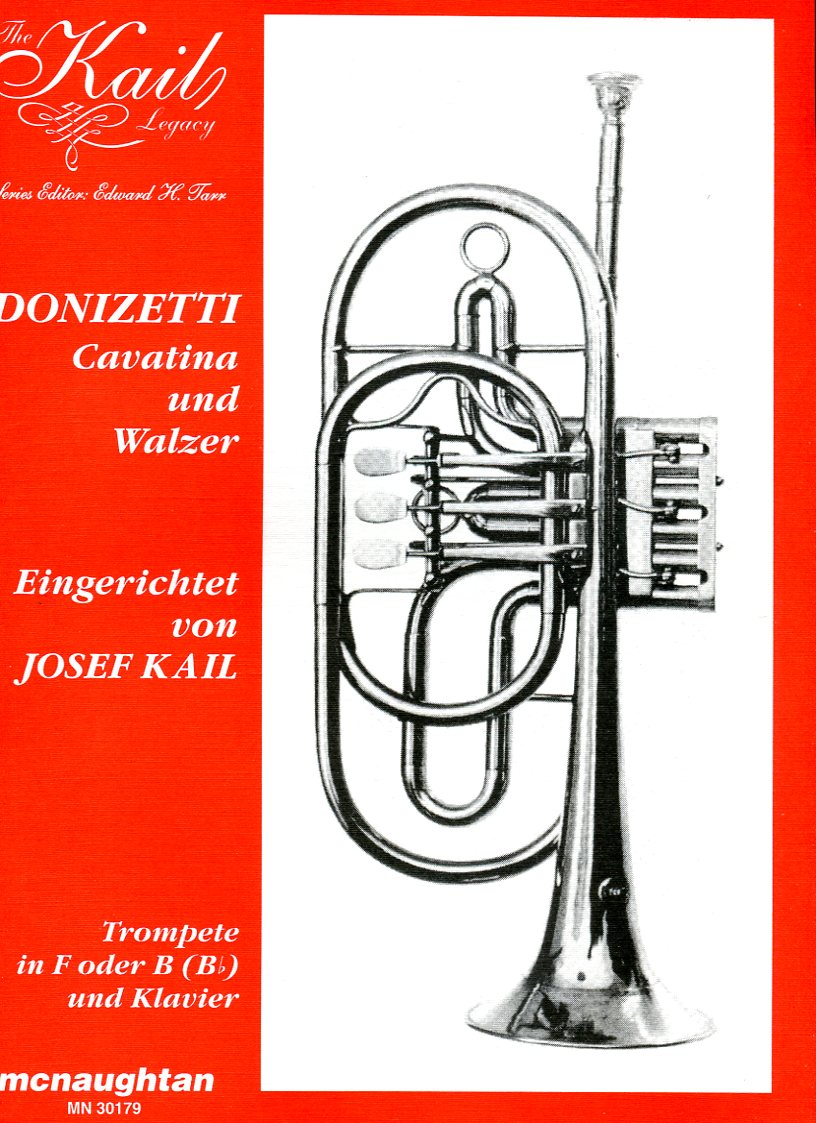 DONIZETTI/KAIL Cavatina und Walzer