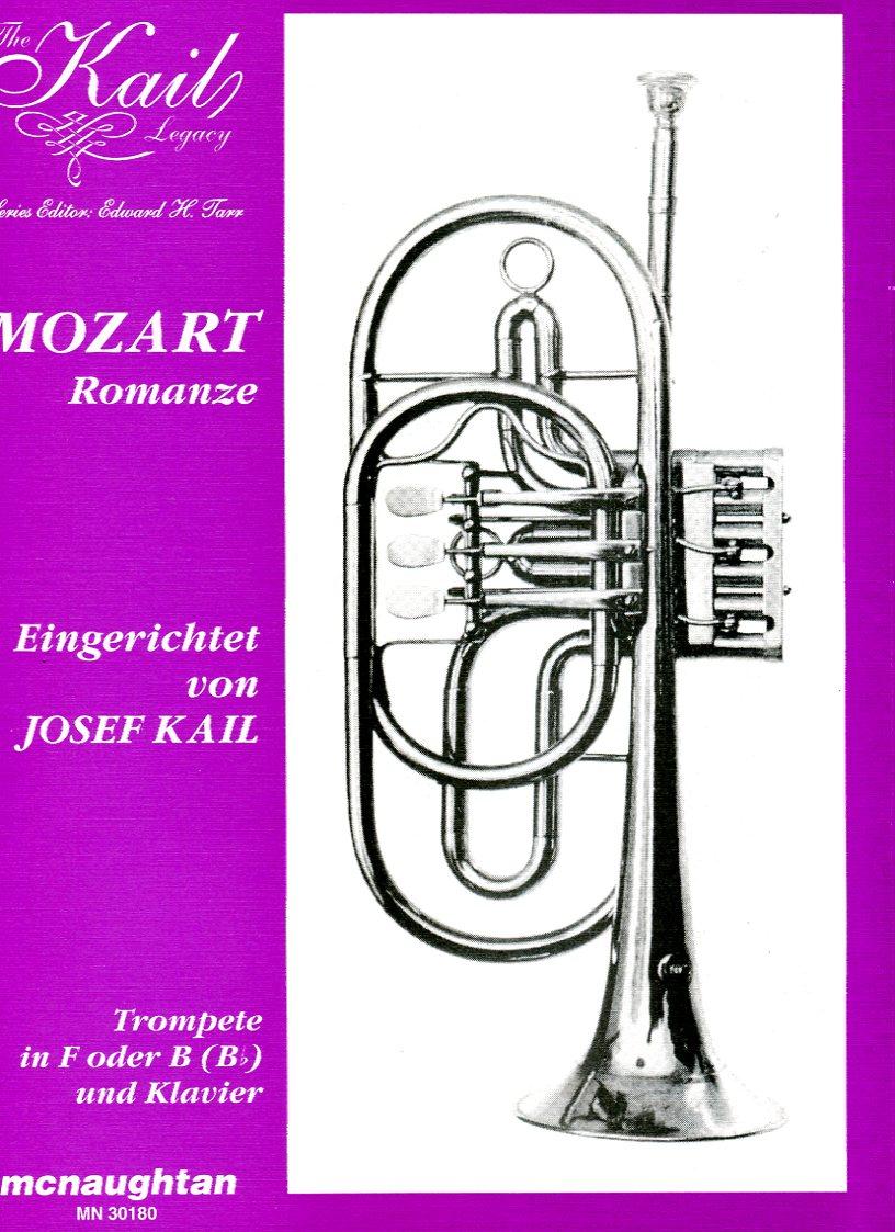 MOZART/KAIL Romanze